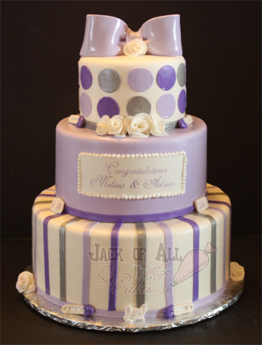 Jack Of All Cakes Baby Shower Cakes